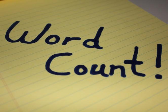 contando palabras